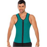 2019 Man Gynecomastia Shapers Control Boobs Invisible Vest