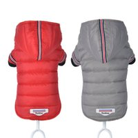 Winter Pet Dog Clothes Warm Down Jacket Waterproof Coat Hood...