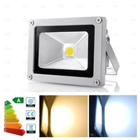10W 12V or AC85~265V LED Flood light Outdoor Waterproof IP65...