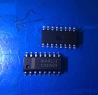 Venta al por mayor 10 pcs / lot MAX232CSE RS-232 DVR / RCVR 16-SOIC en stock nuevo y original ic envío gratis