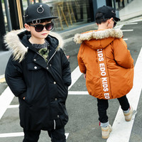 Baby Boy Clothes Fashion Boys Winter Jackets Newest Kids Boy...