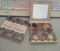 Boudoir Shadows eye shadow Beauty Creation 9colors eyeshadow...