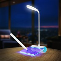 Portable Touch Control Night light Table lamp with Fluoresce...