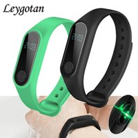 Fitness bracelet M2 sleep tracker heart rate monitor waterpr...