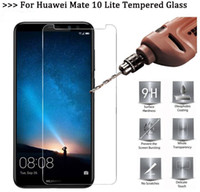 For Huawei Honor 7X Tempered Glass For Huawei Mate 10 Pro Li...