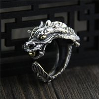 925 sterling silver rings vintage bibcock ring mens fashion ...