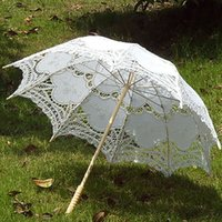 2017 Newest Arrive Handmade Umbrellas for Bridesmaid Wedding...