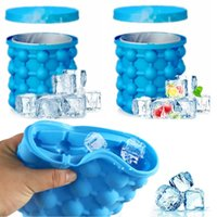 Space Saving Ice Cubes Maker Ice Genie Kitchen Tools Ice Cre...