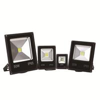 Светодиодный прожектор 10 Вт 20 Вт 30 Вт 50 Вт Открытый прожектор на потоке AC 220V 240V водонепроницаемый IP65 Профессиональная осветительная лампа