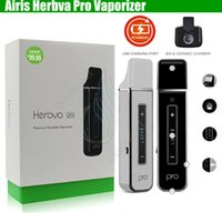 Original Airistech Herbva Pro Vaporizer Herbal Kit Airis 220...