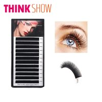 All Size Eyelashes Extension, B C D Curl Individual Lashes Ex...