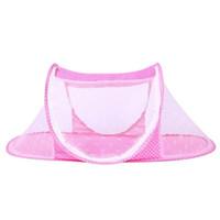 الصيف المحمولة الرضع الطفل سرير المعاوضة متعددة الوظائف طوي مهد البعوض صافي خيمة الوليد الفراش شبكة