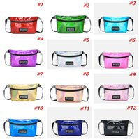 Fashion Pink Handbags Kids Waist Bags Newest Children Girls ...