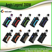 Original Geekvape Aegis Legend Starter Kits TC 200W Box Mod ...