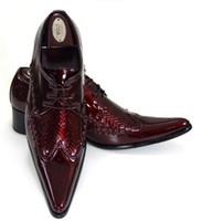 297c2a667a 2018 nuevo estilo italiano para hombre negro blanco zapatos de boda  Gentsman 6 cm zapatos de