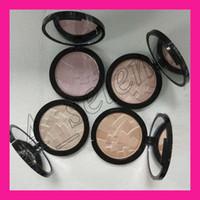 Marca Illuminatore trucco Miner Powder Foundation Maquillaje 4color Viso Bronzer evidenziare l'impostazione Contour polvere trasporto libero