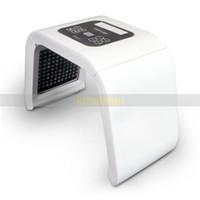 Светодиодное косметологическое оборудование для лица PDT Устройство Портативное омоложение Динамическая терапия Ежедневное удаление прыщей на лице Машина