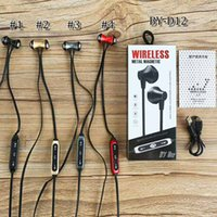 Wholesale BY- 16 BY- 18 inear wireless earphone bluetooth 4. 1 ...