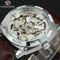 2018 FORSINING Top Brand Luxury Auto Mechanical Watch Men Le...