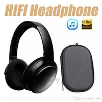 DHL Free Active noise reduction wired headphones q25 with No...
