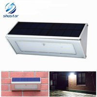 Solar Sensor Security Lamp 48 LEDs Highlight Garden Waterpro...