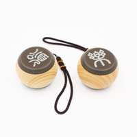 Promotional Gift Speakers Bamboo Surround Keychain Mini Mp3 ...