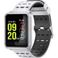 O bracelete esperto do relógio N88 chama para relembrar as pulseiras de relógio inteligentes IP68 impermeáveis do pulso da freqüência cardíaca