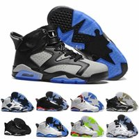 Wholesale Mens 6s VI Basketball Shoes High Quality Sports Ru...