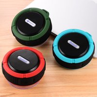 Hot C6 Waterproof Bluetooth Speaker Wireless Speaker Mini Po...