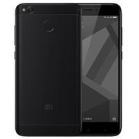 """Original Xiaomi Redmi 4X 3 GB de RAM 32 GB ROM 4G LTE Telefone Móvel Snapdragon 435 Octa Núcleo Android 5.0 """"13.0MP ID de impressão digital Inteligente telefone celular"""