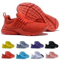 New Sneakers PRESTO 5 BR QS Grey pink red blue Mens Women Li...