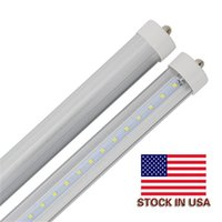 USA Stock 45W 8ft led tube light T8 2400mm AC 85- 265V FA8 si...