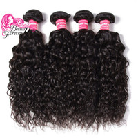 Beauty Forever Brazilian Hair Water Wave Human Hair Weave 4 ...