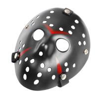 Взрослые Джейсон маски Halloween Киллер Хоккейный Фестиваль Хакер Костюмированный VŠ Косплей Horror Prop женщин людей Freddy Scary Face Mask