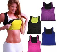 6 Colors Cami Shaper Trainer Body Shapers Corset Neoprene Sw...