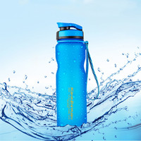 Portable Sport Water Bottle 1000ml Water Bottles Outdoor Spa...