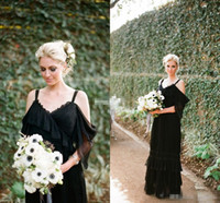 Wholesale Gothic Burgundy Black Wedding Gowns - Buy Cheap Gothic ...