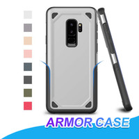Hybrid Armor Case Rugged Shockproof Case Cover For iPhone X ...