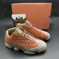 Newest CLOT X Basketball Shoes 13 Low Terracotta Warriors Ar...