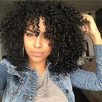 아프리카 밥 kinky 곱슬 가발 인간의 아프리카 전체 가발 흑인 여성 버진 브라질 머리 레이스 프론트 150 % 밀도 14inch diva1