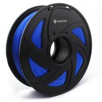 Freeshipping Blue 3D 인쇄 재료 PLA 필라멘트 1.75mm 1kg 치수 정확도 +/- 0.03mm 3D 프린터 소모품