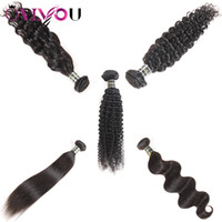 Brazilian Unprocessed Virgin Hair Bundle Deals Body Wave str...