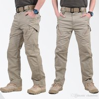 Cotton Spandex Made Elastic IX9 Combat Pants Outdoors Hiking...