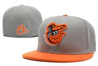 2018 style d'été Gorra Orioles Casquettes de baseball en os Hommes Marque Haute Qualité Unisexe hiphop Fitted Des Chapeaux