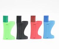 Мини-пластиковая курительная труба с металлической чашкой съемные зажигалки держатель оболочки портативные трубы инструменты для сухого трав компрессор сливк