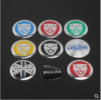 4 teile / sätze 56,5mm R Racing logo Aufkleber Auto Auto Radmitte radkappen aufkleber für JAGUAR XF XJ XJS XK S-TYPE X-TYPE
