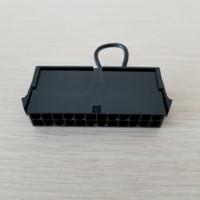 10 st ATX PSU 24PIN Strömförsörjning Jumper Starter Jack Adapter Connector för server BTC Miner Machine