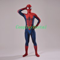 Concept Art Spider- man Eye Lenses Cosplay Costume Spandex 3D...