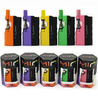 Оригинал IMINI V2 II MOD Kit Электронные сигареты Vape Kits 650MAH VV аккумулятор с верхним контролем воздушного потока картридж 7 цветов