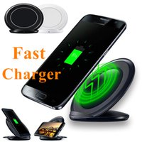 High Quality QI Wireless Fast Charger for iPhone X 8 Quick C...
